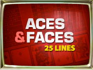 Aces & Faces 25 Lines